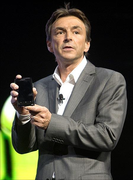 Sony Wi-Fi Walkman.