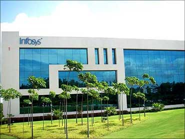 Infosys unit.