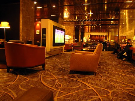 World's 10 best airport lounges