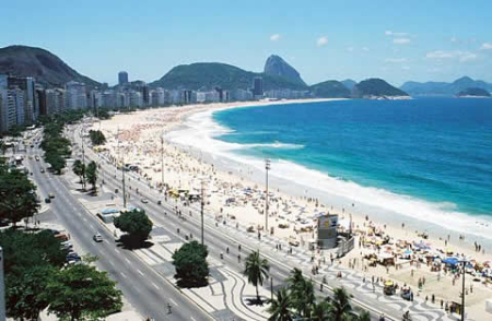 It is the second-largest city in Brazil.