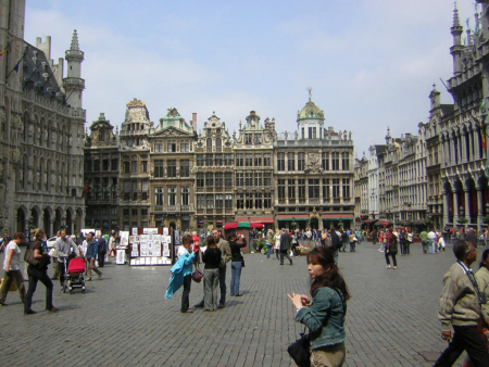 It is the capital of Belgium.