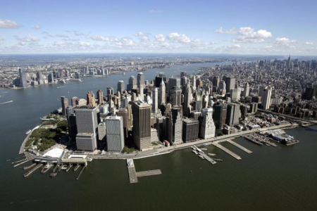 New York is the most populous city in the US.