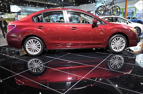 2013 Subaru Impreza AWD.