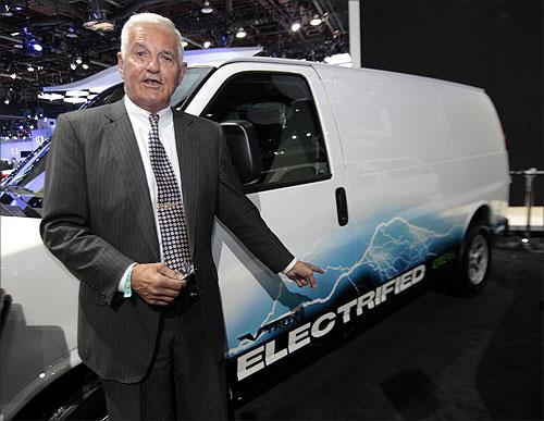 eREV Extended Range Electric Vehicle.