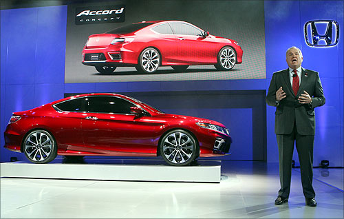 John Mendel, Executive Vice President, American Honda Motor Co.
