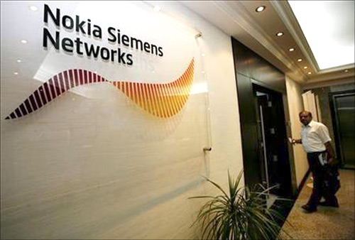 Nokia Siemens Networks.