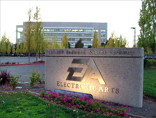 Electronic Arts office.