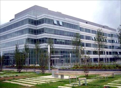 Dassault office.