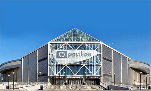 Hewlett Packard pavilion.