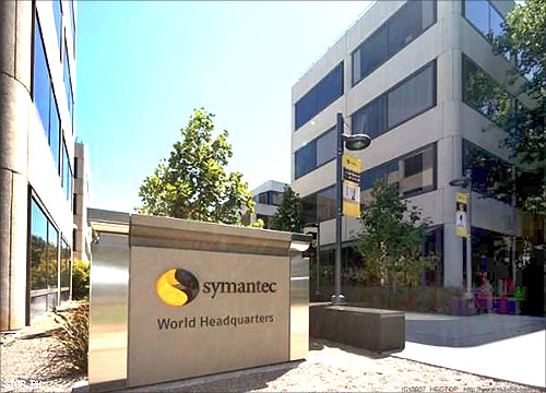 Symantec office.
