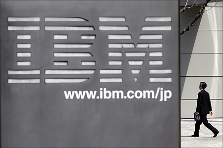 IBM is a 13-time Global Make Winner.