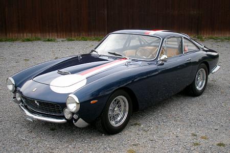 250 GT Lusso Berlinetta.