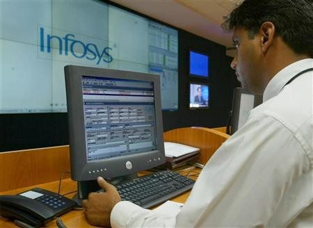 Slowdown: Infosys cuts FY'12 revenue outlook by 3%