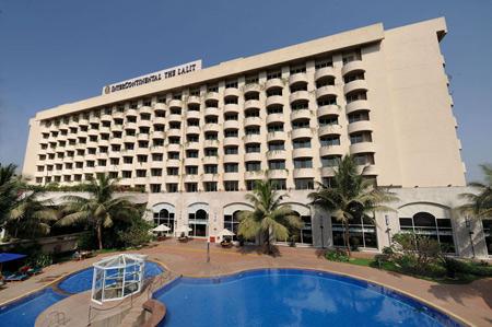 Intercontinental The Lalit Mumbai.