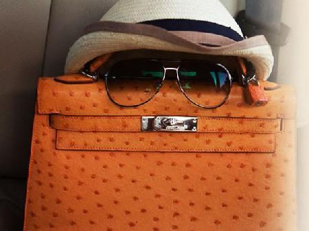 Herm s bag