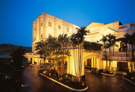 The Oberoi Grand, Kolkata.