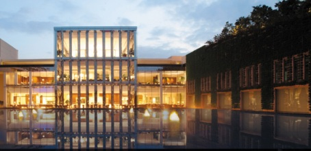 The Oberoi Gurgaon.
