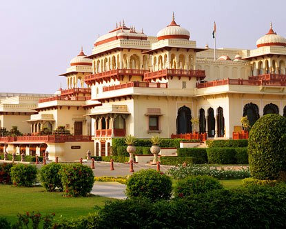 Rambagh Palace.