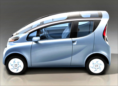 Now a low cost electric car from tata business for Tata motors electric car