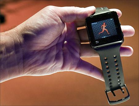 TOACTV fitness device.