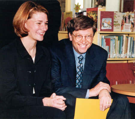 In 1994, Bill and Melinda Gates formed the William H Gates Foundation.