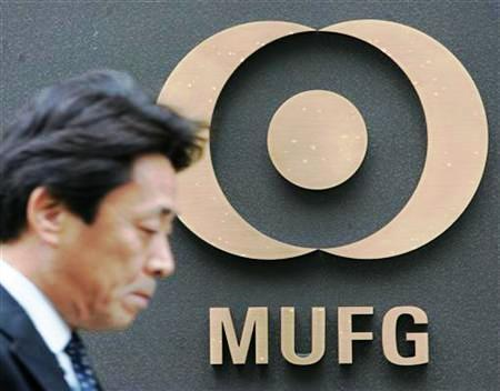 Mitsubishi UFJ Financial Group.