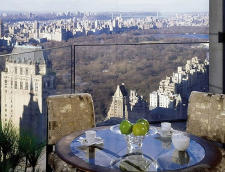 Four Seasons Hotel, New York City.