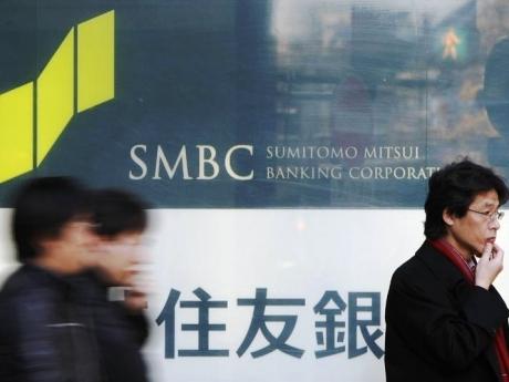 Sumitomo Mitsui Financial Group.