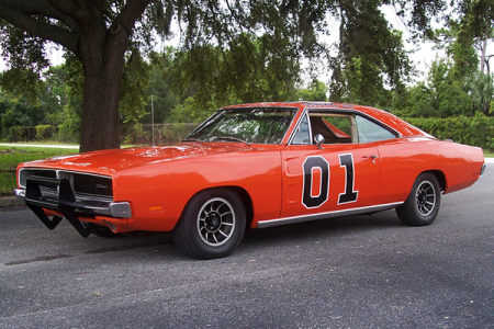 1969 Dodge Charger General Lee.