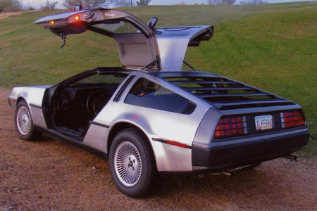 1981 DeLorean DMC- 12.