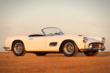1959 Ferrari 250 GT LWB California Spider.
