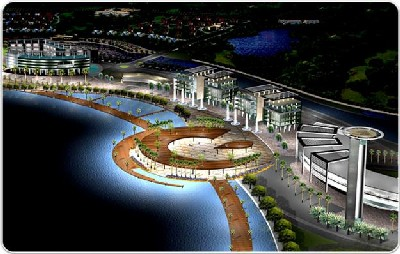 Dholera might become a showcase Indian city.
