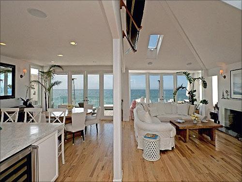 Palatial bungalow.
