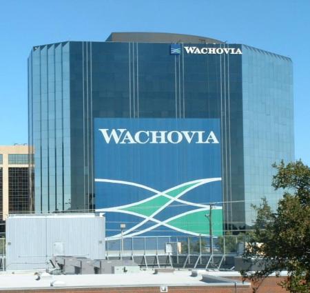 Wachovia.