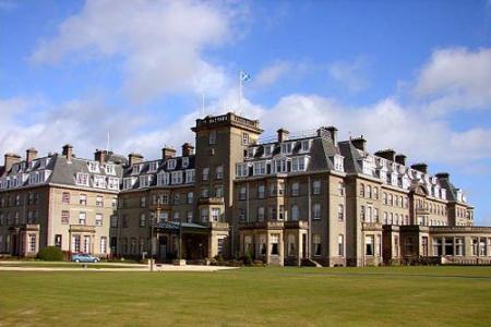 Gleneagles, Scotland.