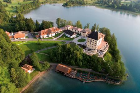Schloss Fuschl.