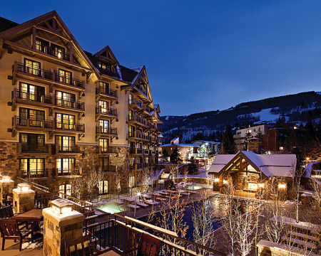 Four Seasons Resort Vail.