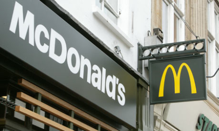 McDonald's is cited as an example of how brands can engage with customers.