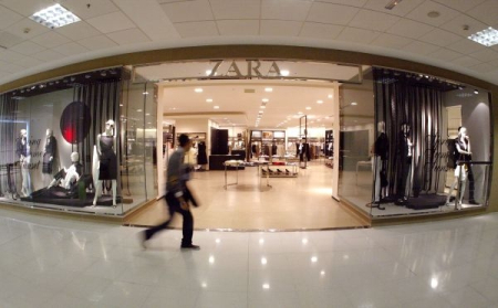 Zara is a Spanish clothing and accessories retailer.