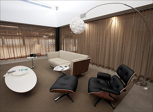 Eames meeting room.