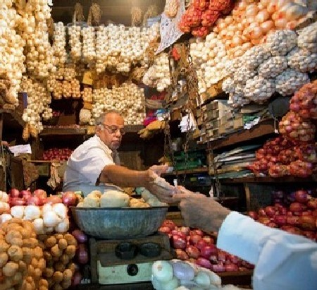 Food inflation still remains in negative zone