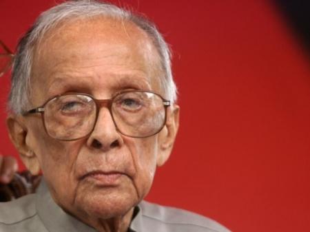 Jyoti Basu.