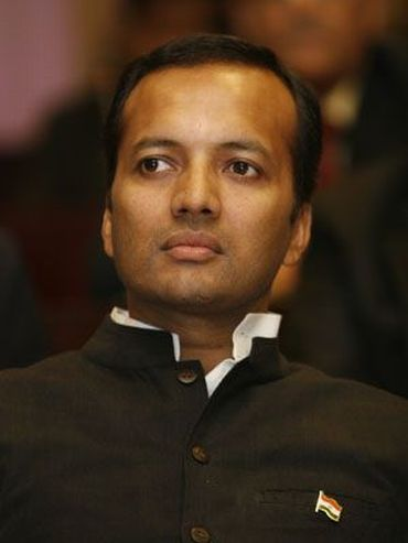 Naveen Jindal.