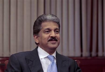 Anand Gopal Mahindra.