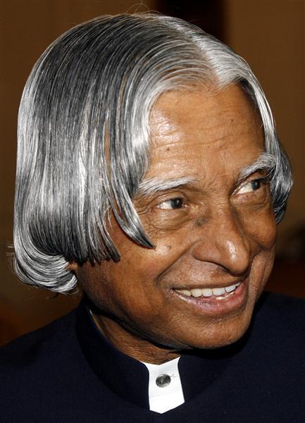 Prof Abdul Kalam.