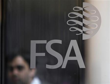 The FSA.