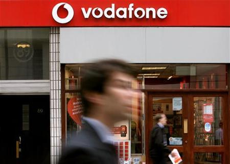 Vodafone was asked to deposit Rs 2,500 crore.
