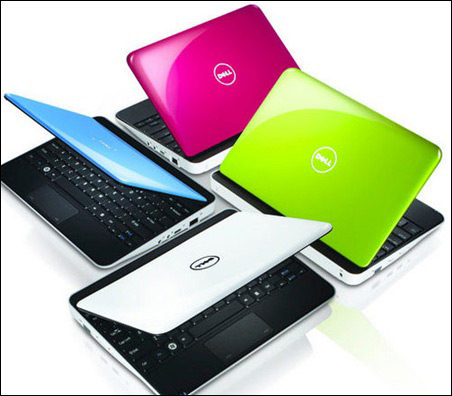 Dell laptops.