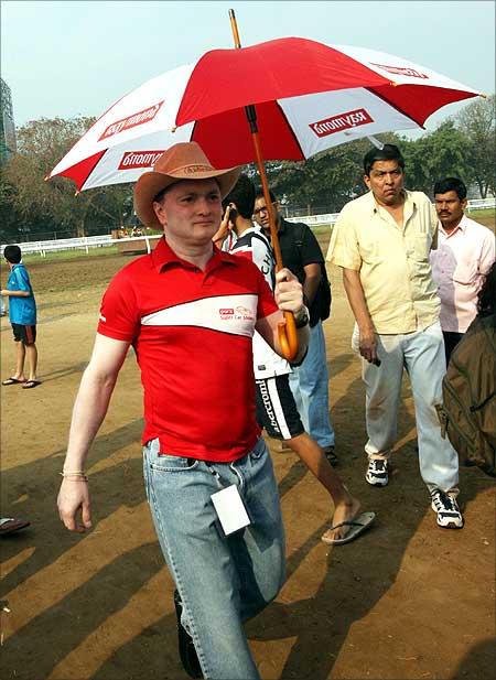 Gautam Singhania.