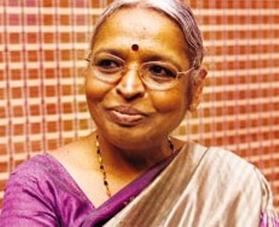 Shyamala Gopinath, former deputy governor of the Reserve Bank of India